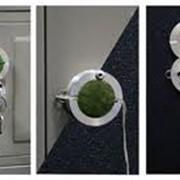 Устройства для опечатывания замочных скважин фото