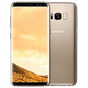 Мобильный телефон Samsung Galaxy S8+ (G955F/DS) 64Gb Maple Gold фото