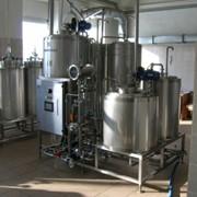 Комплексные решения, инжиниринговое оборудование для пивоваренного производства фото
