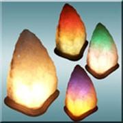 Соляная лампа Скала фото