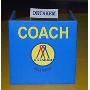 Кабина для тренера Coach Box фото
