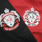 Нанесение логотипа на одежду фото