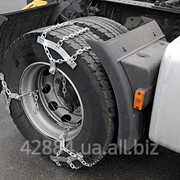 Цепи противоскольжения на колеса для любой колесной техники фото