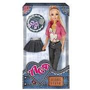 ToysLab (Ася) Кукла Ася Джинсовый стиль вариант 1 (35061) фото