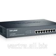 Коммутатор TP-Link 8-портовый гигабитный с 8 портами PoE+ (TL-SG1008PE) фото
