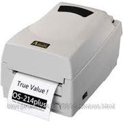 Argox Принтер штрих-кода ARGOX OS-214TT PLUS (OS-214TT Plus) фото