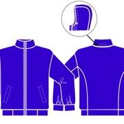 Куртка мужская (демисезонная) 4575 ГОСТ 25295-2003 фото