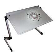Conqueror C6 V-T охлаждающая подставка для ноутбука, Розничная, Серебристый фото