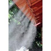 Система туманообразования фото