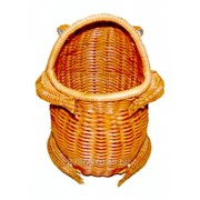 Жаба из бамбука, (15*10*Н17), арт. 61511-S фото