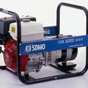 Портативная электростанция SDMO Intens HX 6000S фото