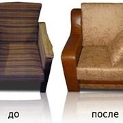Перетяжка мебели. Возможен выезд на дом. Иркутск. фото