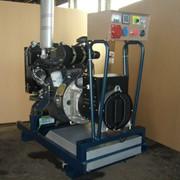 Аренда бензинового генератора 12,8 кВт 3ф фото