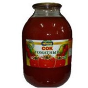 Сок томатный натуральный фото