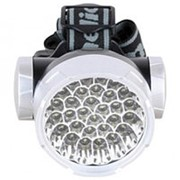 Фонарь налобный Camelion Headlite LED 5325-30Mx тридцать светодиодов, 4 режима, 3xAA(в комплекте) фото