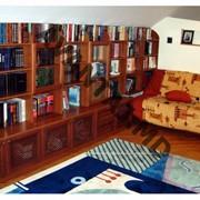 Мебель для кабинетов, библиотек, арт. 8 фото