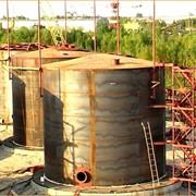 Резервуары стальные вертикальные различного назначения (хранения нефти, нефтепродуктов, воды, агрессивных продуктов) емкостью от 100 м3 до 75 000 м3 в Украине, Купить, Цена, Фото фото