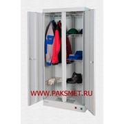 Шкафы сушильные для одежды, Металлический сушильный шкаф ШСО - 2000 фото