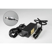 Автоадаптер(зарядное, блок питания) в машину для нетбука Samsung NC10, NC20 (5.0x3.0mm с иглой) 40W TOP-SA05CC фото