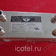 Теплообменник Vaillant Turbomax Pro   Plus, Atmomax Pro   Plus Zilmet 17B1901415 (14 пластин) фото
