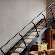 Проектирование, изготовление, монтаж лестниц в Одессе фото