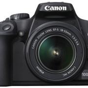 Фотоаппарат цифровой Canon EOS 1000D 18-55 DC KIT (черный) фото