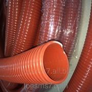 Шланг ПBX армированный спиралью d100 фото