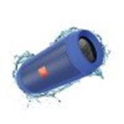 Портативная колонка JBL Charge 2 Plus Blue (CHARGE2PLUSBLUEEU) фото