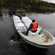 Лодка моторная СЛК-780 фото