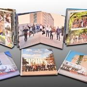 Изготовление выпускных альбомов фото