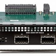 Модуль расширения D-Link DXS-3600-EM-Stack фото