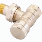 Радиаторный терморегулятор прямой, никелированный 10 Арт. 003L0142 фото