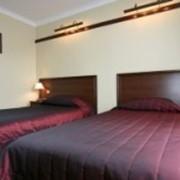 Номер двухместный с двумя раздельными кроватями гостиница Харьков фото