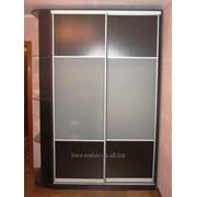 Шкаф -купе в гардеробную фото