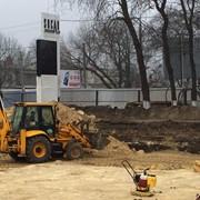 Земляные работы в Одессе фото