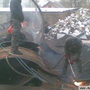 Демонтаж, резка, порезка и вывоз металлоконструкций. Вывоз и прием металлолома в Украине фото