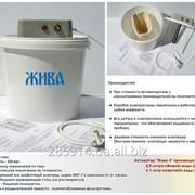 Активатор воды Жива-5, производительностью 4,5 литра живой и 1 литр мёртвой воды фото