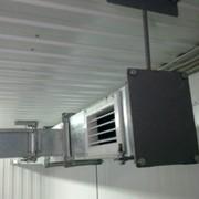 Монтаж систем вентиляции, отопления и кондиционирования фото