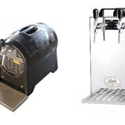 Надстоечные пивные охладители для розлива пива фото