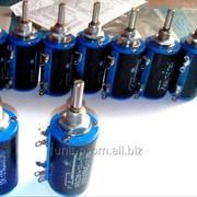 Резисторы wxd3-13-2w 10 кОм фото