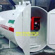 Мини АЗС, модуль для бензина фото