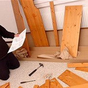 Сборка мебели для заказчика фото