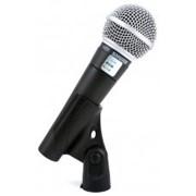 Микрофон SHURE SM58 LCE фото