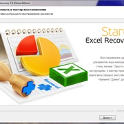 Starus Excel Recovery Home Edition (Starus Recovery) фото