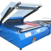 Термо -упаковочные автоматы,полу-автоматы. (для хлеба,посуды …). фото