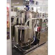 Оборудование для переработки молока. фото