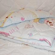 Одеялко детское облегченное 140*110 хлопок, бязь фото