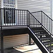 Лестница на 2этаж фото