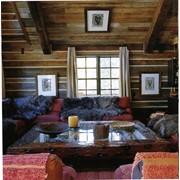 Огнезащитная обработка тканевых штор, зановесов, ковровых покрытий. фото