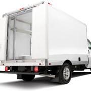 Изотермический фургон HLM, алюминий K фото